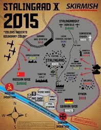 Stalingrad On Map Skirmish Paintball Stalingrad 2015 Map Kicks Off The Paintball
