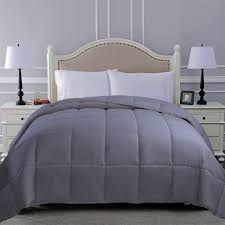silver comforters sears