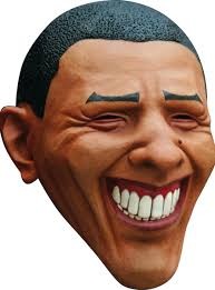 pnp distributes obama masks for halloween inquirer news president