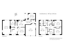 cul de sac floor plans 5 bedroom detached house for sale in east grinstead