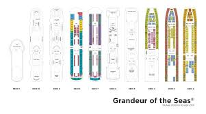 Allure Of The Seas Floor Plan Adventure Of The Seas Deck Plans Radnor Decoration