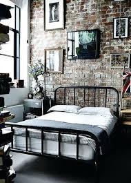 vintage inspired bedroom ideas industrial style bedroom ideas vintage homes that will make you want