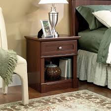Natural Wood Nightstands Nightstand Breathtaking Simple And Unique Platform Frame In