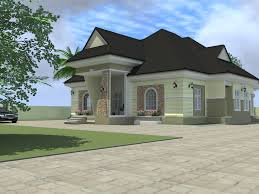 four bedroom house beautiful modern four bedroom house plan for hall kitchen
