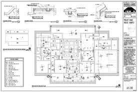 custom house plans reflected ceiling plan florida architect