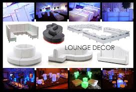 Event Decor Rental Preferred Events Lounge Furniture Rentals Couches Cocktail
