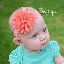 flower headband baby flower headbands flower crown headbands newborn flower hair