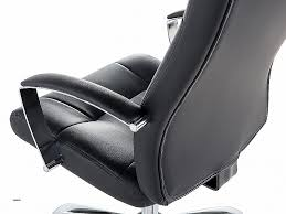 fauteuil de bureau cuir noir protection bureau cuir awesome chaise de bureau fauteuil simili cuir