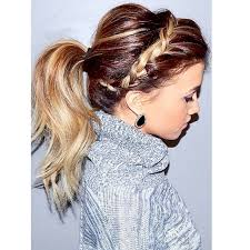 layer hair with ponytail at crown 30 braided ponytail hairstyles to slay in 2018 hairstyle guru