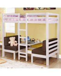 Convertible Bunk Beds Amazing Shopping Savings Coaster Convertible Loft