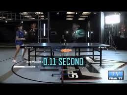 espn sports science table tennis youtube