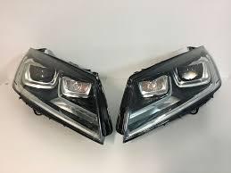 volkswagen xenon volkswagen touareg intelligent ahl xenon headlights xenonled eu