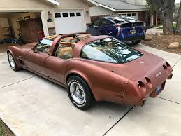 4 door corvette you seen a four door corvette before this gem is