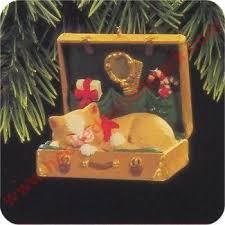 18 best hallmark ornaments images on kittens