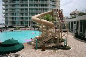 Orange Beach Alabama Beach House Rentals - caribe resort in orange beach waterslides lazy river beach and