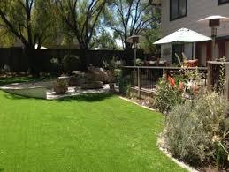 Arizona Backyard Landscape Ideas Grass Turf Gila Crossing Arizona Playground Backyard Landscaping