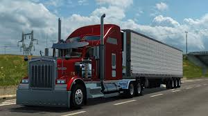 kenworth trucks kenworth w900 v2 0 ets2 trucks euro truck simulator 2 modsking