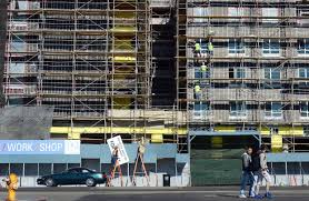 Yes In My Backyard California Housing Crunch Prompts Push To Allow Building Wsj