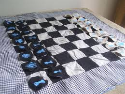 Diy Chess Set by The Do It Yourself Mom Aaron U0027s 5th Birthday