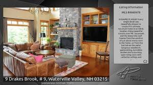 Interior Design Course From Home 9 Drakes Brook 9 Waterville Valley Nh 03215 Youtube