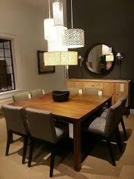 Dinner Table Lighting Best 25 Square Dining Tables Ideas On Pinterest Custom Dining