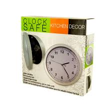 wholesale kitchen wall clock safe bulk buys home decorating
