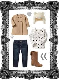baby gap toddler fall winter look ruby fashion style