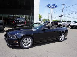 2014 blue mustang convertible used 2014 ford mustang for sale fairfield nj