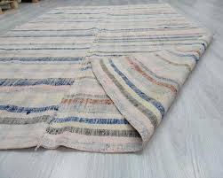 Rag Rug Bracelet Rag Rug Rag Rugs Vintage Kilim Rug Colorful Kelim Rag Rug