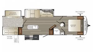 keystone outback rv new u0026 used rvs for sale all floorplans