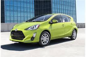toyota lowest price car 8 cheapest hybrid cars u s report