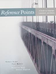 reference points a guide to language literature and media