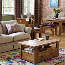loxley pine living furniture collection dunelm loxley