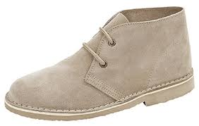 womens desert boots size 11 roamer roamers leather suede gusset chelsea boots in