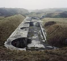 abandoned bunkers usa abandoned hardened aircraft shelter on