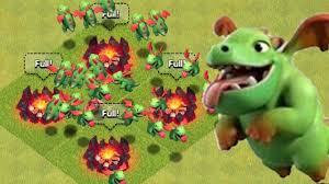 amazing clash of clans super clash of clans new maxed baby dragons army baby dragon op