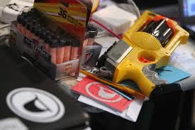 nerf car a former nasa engineer built the world u0027s biggest nerf gun time