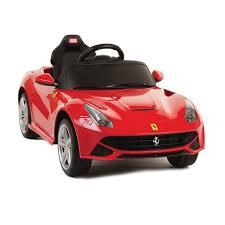 cars ferrari techhype kids ride on toy car ferrari f12 with parental remote