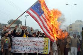 American Flag Burning Which Nations The U S Often Those Receiving U S Aid Huffpost
