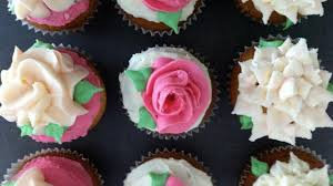 ann u0027s new easy buttercream roses flower cupcakes pt1 how to cook