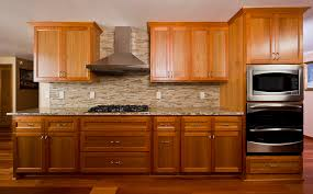 Wood Stain For Kitchen Cabinets Custom Kitchen Cabinets Nuwood Cabinets