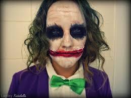 she u0027s a gentry female joker make up and costume