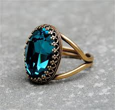 beautiful blue rings images The 15 most beautiful rings ever mostbeautifulthings jpg