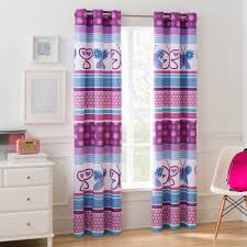 Minnie Mouse Bowtique Curtains Disney Minnie Mouse Window Valance Walmart Com