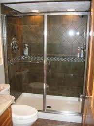 Shower Doors Mn Image Of Semi Frameless Sliding Doors On An Tiled Shower Enclosure