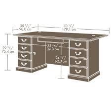 Sauder Executive Office Desks Office Executive Desk