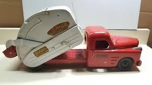 vintage structo toys city of toyland no 7 utility garbage truck