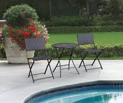 Wicker Patio Table And Chairs Patio Furniture Big Lots