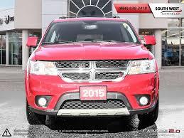 2015 chrysler journey pre owned 2015 dodge journey great family vehicle navigation