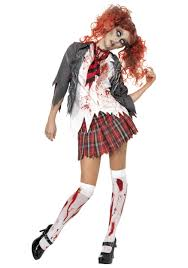 Girls Raccoon Halloween Costume Zombie Costume